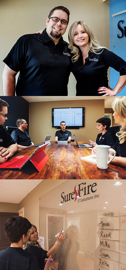 Careers at surefire IT
